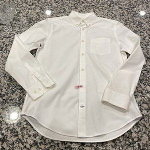 Men's Gap White Button Down. Dry cleaned!